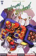 Transformers vs. the Visionaries (2017 IDW) 5RI
