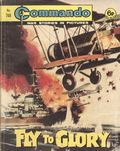 Commando War Stories in Pictures (1961 D. C. Thomson Digest) 768