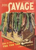 Doc Savage (1933-1949 Street & Smith) Pulp Mar 1945