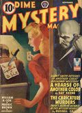 Dime Mystery Magazine (1932-1950 Dime Mystery Book Magazine - Popular) Pulp Vol. 28 #1