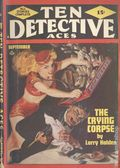 Ten Detective Aces (1933-1949 Ace Magazines) Pulp Vol. 55 #4