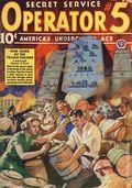 Operator #5 (1934-1939 Popular Publications) Pulp Vol. 12 #2