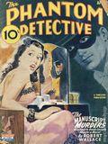 Phantom Detective (1933-1953 Standard Magazines) Pulp Vol. 45 #2