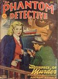 Phantom Detective (1933-1953 Standard Magazines) Pulp Vol. 49 #3