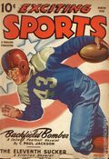 Exciting Sports (1941-1950 Better Publications) Pulp Vol. 5 #1