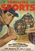 Thrilling Sports (1936-1951 Standard) Pulp Vol. 20 #3