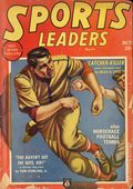 Sports Leaders Magazine (1948 Stadium Publishing) Pulp Vol. 1 #3