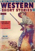 Western Short Stories (1936-1957 Manvis-Stadium) Pulp Vol. 11 #6