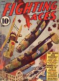 Fighting Aces (1940-1944 Fictioneers) Pulp Vol. 4 #2