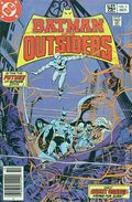 Batman and the Outsiders (1983 1st Series) Canadian Price Variant 3