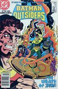 Batman and the Outsiders (1983 1st Series) Canadian Price Variant 14