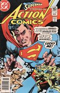 Action Comics (1938 DC) Canadian Price Variant 549