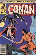 Conan the Barbarian (1970 Marvel) Canadian Price Variant 147