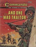 Commando War Stories in Pictures (1961 D. C. Thomson Digest) 955