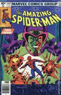 Amazing Spider-Man (1963 1st Series) Mark Jewelers 207MJ
