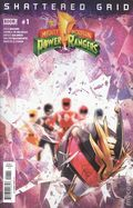Mighty Morphin Power Rangers Shattered Grid (2018 Boom) 1A