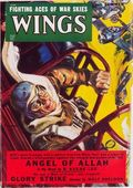 Wings (1928-1953 Fiction House) Pulp Vol. 11 #6