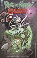 Rick and Morty vs. Dungeons and Dragons (2018 IDW) 1A