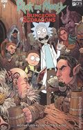 Rick and Morty vs. Dungeons and Dragons (2018 IDW) 1RIB