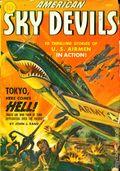 American Sky Devils (1942-1943 Manvis Publications) Pulp Vol. 1 #2