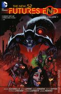 New 52 Futures End TPB (2014-2015 DC) 1-REP