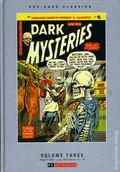 Pre-Code Classics: Dark Mysteries HC (2018 PS Artbooks) 3-1ST