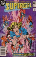 Supergirl (1982 2nd Series) Canadian Price Variant 12