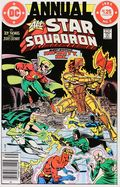 All Star Squadron (1982) Annual Canadian Price Variant 2