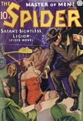 Spider (1933-1943 Popular Publications) Pulp Aug 1936