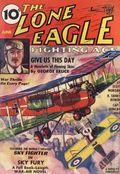Lone Eagle (1933-1941 Standard) Pulp Vol. 11 #3