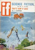 If Worlds of Science Fiction (1952 Pulp Digest) Vol. 11 #2
