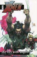 Uncanny X-Men HC (2003-2004 Marvel) By Chuck Austen Library Edition 5-1ST