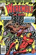 Werewolf by Night (1972 1st Series) Mark Jewelers 42MJ