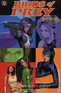 Birds of Prey Sensei and Student HC (2005 DC) Library Edition 1-1ST