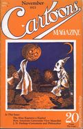 Cartoons Magazine (1923 Hubbard Publishing) 2nd Series Vol. 1 #1