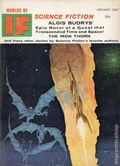 If Worlds of Science Fiction (1952 Pulp Digest) Vol. 17 #1