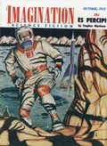 Imagination (1950-1958 Greenleaf) Stories of Science and Fantasy/Science Fiction Vol. 6 #8