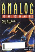 Analog Science Fiction/Science Fact (1960-Present Dell) Vol. 129 #4
