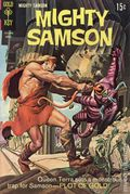 Mighty Samson (1964 Gold Key) 15-15C