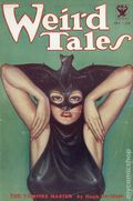 Weird Tales (1923-1954 Popular Fiction) Pulp 1st Series Vol. 22 #4