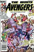 Avengers (1963 1st Series) Canadian Price Variant 250