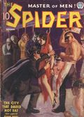 Spider (1933-1943 Popular Publications) Pulp Oct 1937