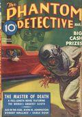 Phantom Detective (1933-1953 Standard Magazines) Pulp Vol. 22 #2