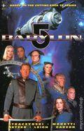 Babylon 5 TPB (1995 Titan Books) 1-1ST