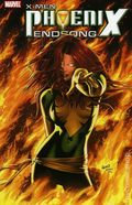 X-Men Phoenix Endsong HC (2005 Marvel) Library Edition 1-1ST