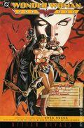 Wonder Woman Bitter Rivals HC (2005 DC) Library Edition 1-1ST