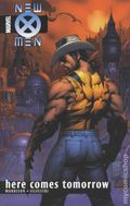 New X-Men HC (2001-2004 Marvel 1st Edition) By Grant Morrison Library Edition 7-1ST