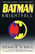 Batman Knightfall PB (2004 Bantam Novel) 1-1ST