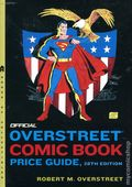Official Overstreet Comic Book Price Guide Companion SC (2008) 38th Edition 38-1ST