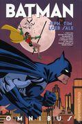 Batman Omnibus HC (2018 DC) By Jeph Loeb and Tim Sale 1-1ST